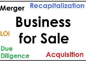 Buying / Selling a business and Succession.